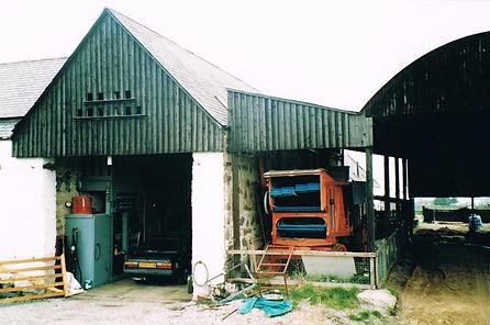 Back Barn concert & function room - when