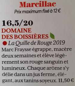 La Revue du Vin de France -2020