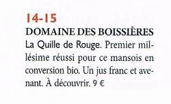 La Revue du Vin de France -7/17