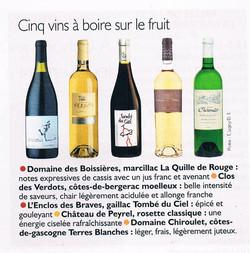 La Revue des du Vin de France - 07/17