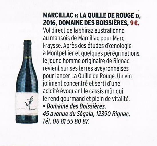 Cuisine et Vins de France (Hors Série spécial Vins) - 09/17