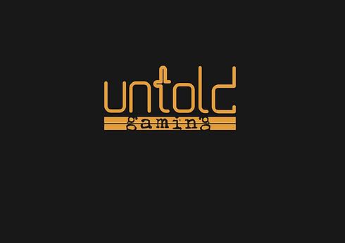 untold_logo_gaming cut_orange on 90p bla