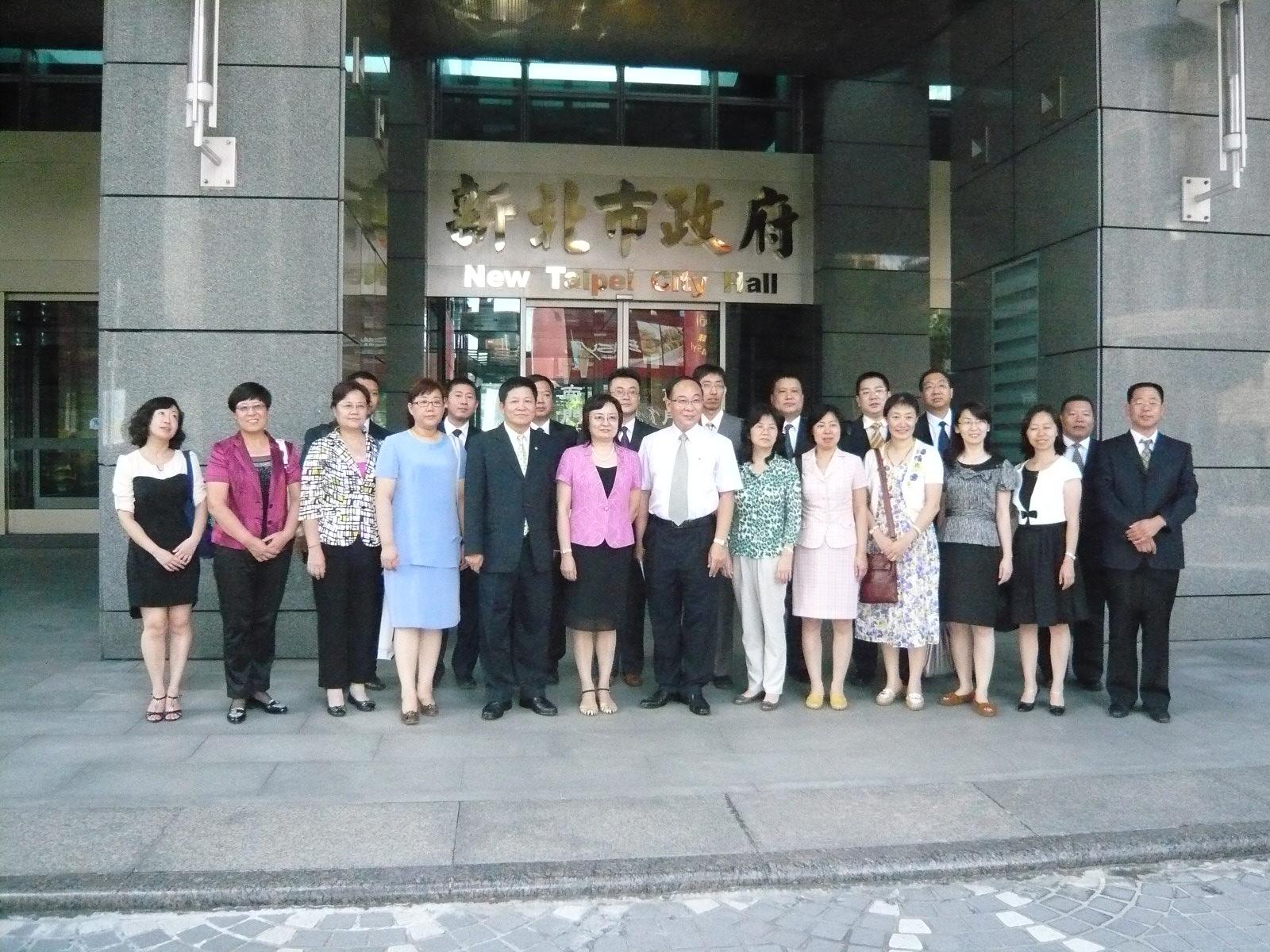 2013北京市統計學會參訪