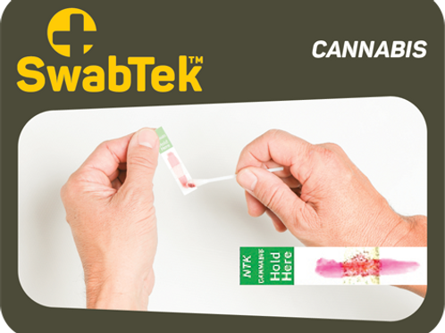 Cannabis Test Kit - Qty 100