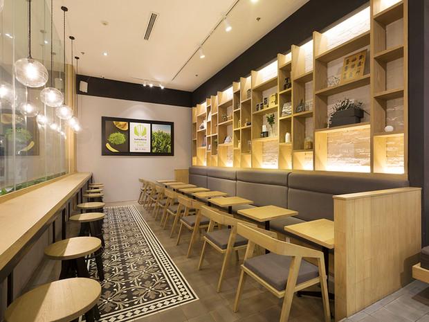 YAMAMOTO MATTCHA CAFE HANOI