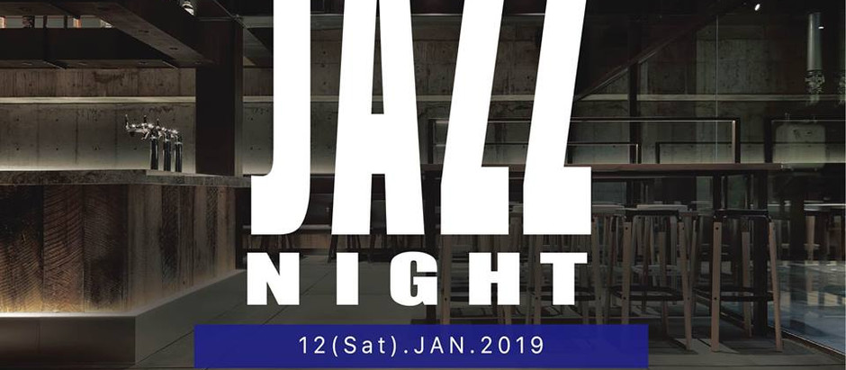 【Event】JAZZ NIGHT at PIECE HOSTEL SANJO