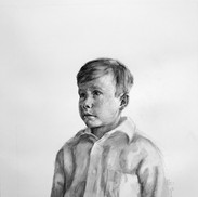 """Pencil on paper 18"""" x 20"""""""