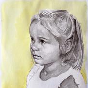 Portrait of W