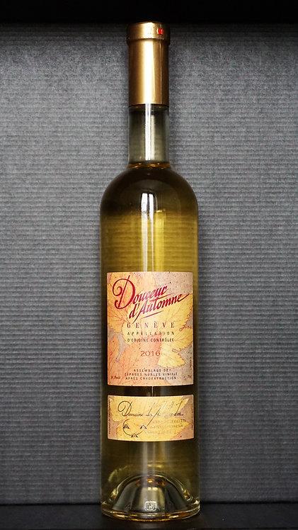 DOUCEUR D'AUTOMNE, vin doux
