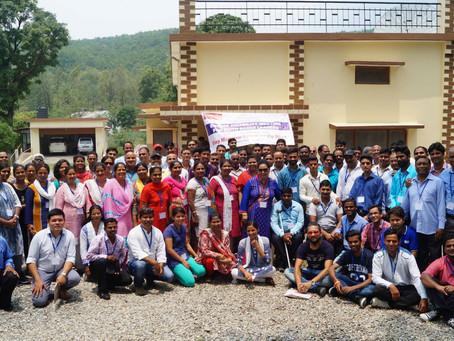 Twelve Months in Uttarakhand