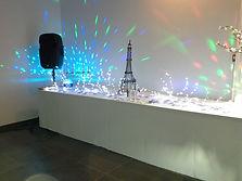 Dj PascalM décors lumineux de salle