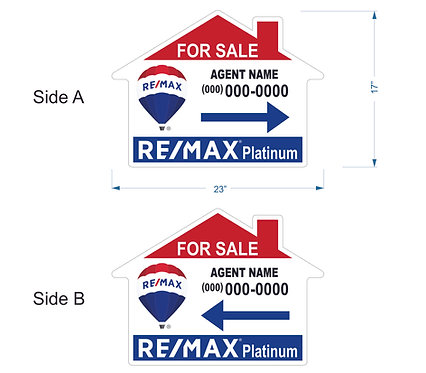 Remax - House Directional