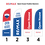 Thumbnail: Remax Feather Banner/ Flag