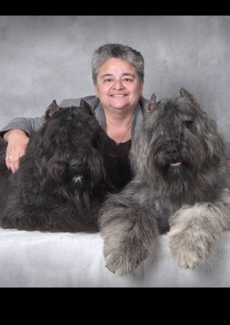 Spirit (Left) and Nadia (Right) with Elly