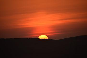 Middl Moor sunrise, 2019