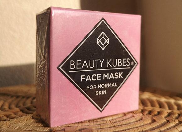 Beauty Kubes Face Mask