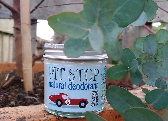 PIT STOP Natural Deodorant