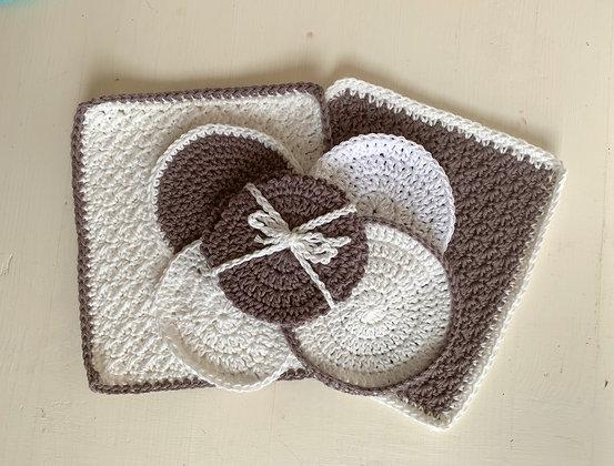 Cotton Rounds & Flannels