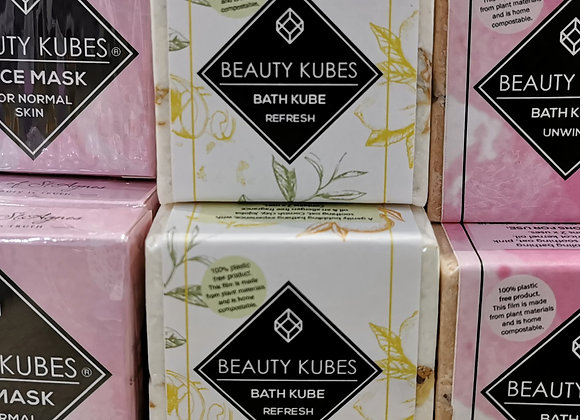 Beauty Kubes Bath Soak - REFRESH