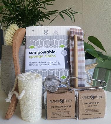 Sustainable Kitchen Starter Kit