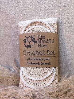 Cotton Crochet Set