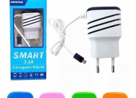 Carregador Rápido Iphone - SMART