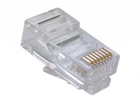 Conector de cabo para internet