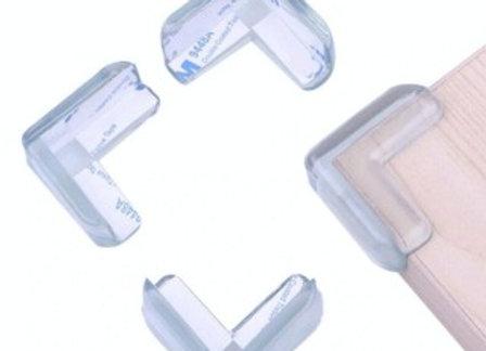 Protetor de Quina e Prateleira (Silicone - 2 Unidades)