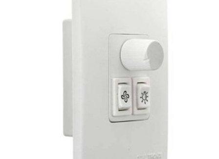 Interruptor para Ventilador de Teto (Com regulador de velocidade)