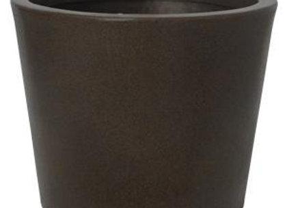 Vaso Badi Café 28cm de Polietileno