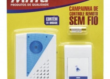 CAMPAINHA DE CONTROLE REMOTO SEM FIO