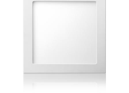 Luminária Quadrada de Embutir LED 18w
