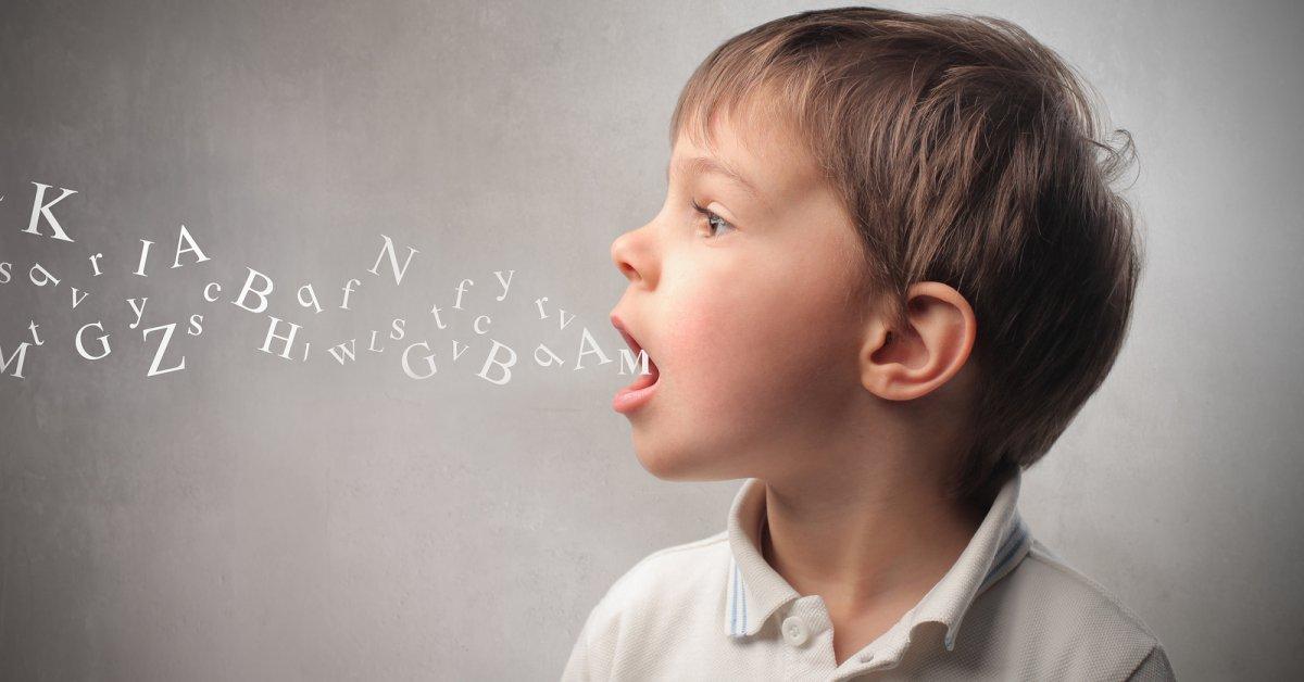 bigstock-child-speaking-and-alphabet-le-18001274