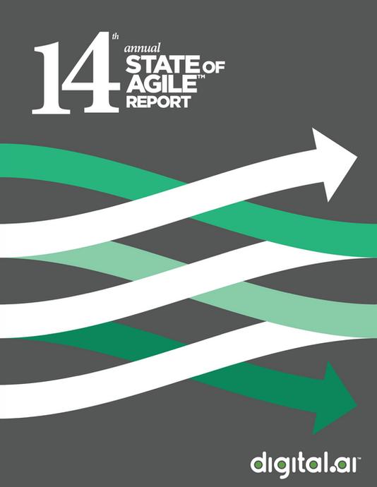 2020, 14th Annual State of Agile Report by VersionOne Inc.
