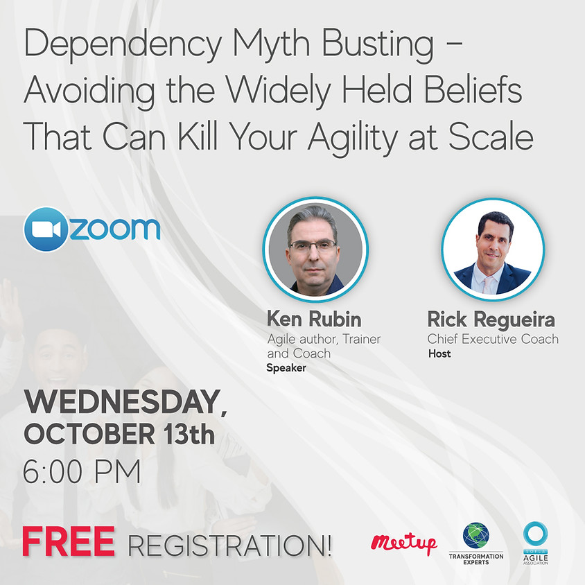 Dependency Myth Busting – Avoiding the Widely Held Beliefs That Can Kill Your Agility at Scale