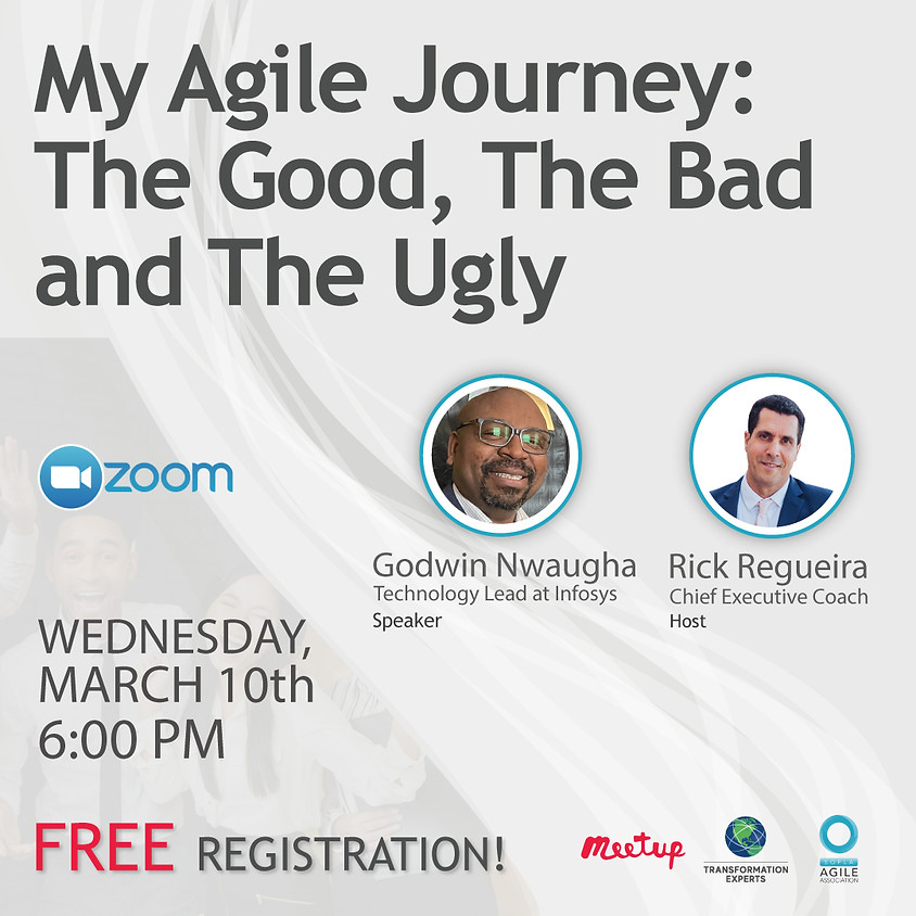 Agile Free Weekly Meetup | March 10th