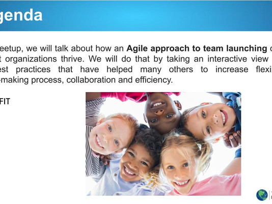 Agile Team Launch In Nonprofits
