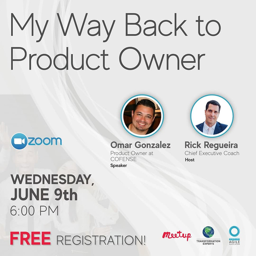 My Way Back to Product Owner