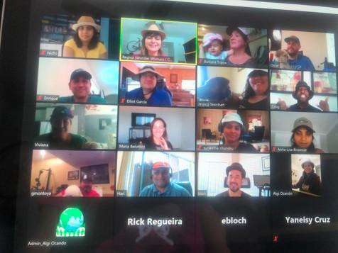 Remote Agile Team Launch