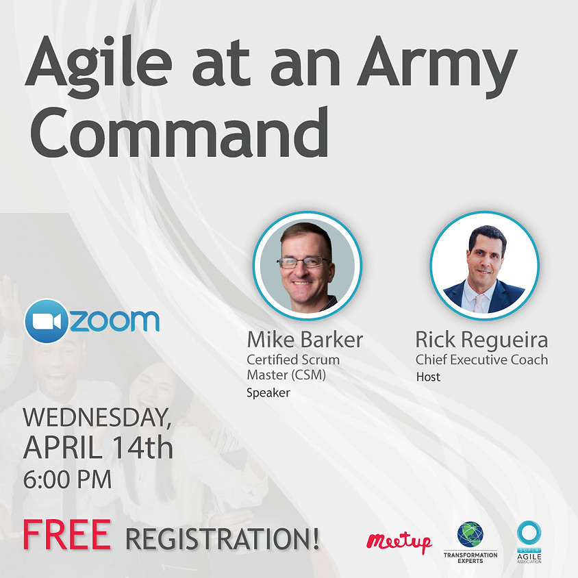 Agile at an Army Command