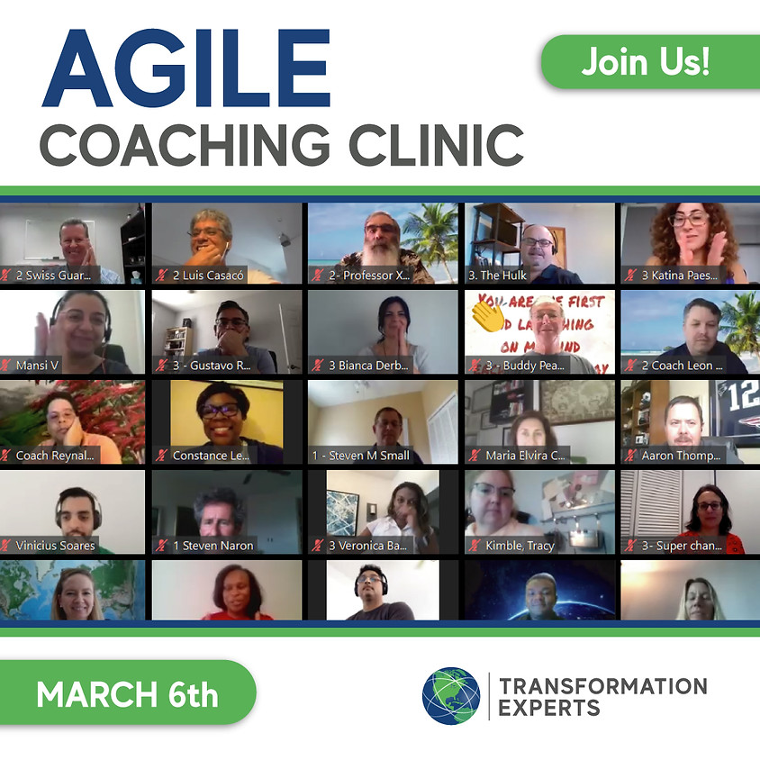 Taste of Agile for Remote High Performing Teams | March 6th