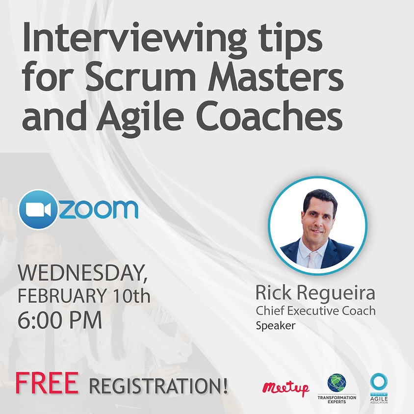 Interviewing Tips for Scrum Masters and Agile Coaches