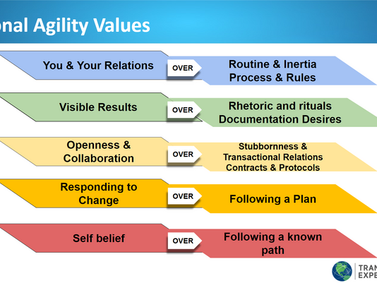 """Are you ready for 2021?  Let's create a """"Personal Agility"""" plan together"""