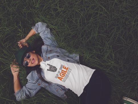 Amp Up Your Agile Mindset T-Shirt
