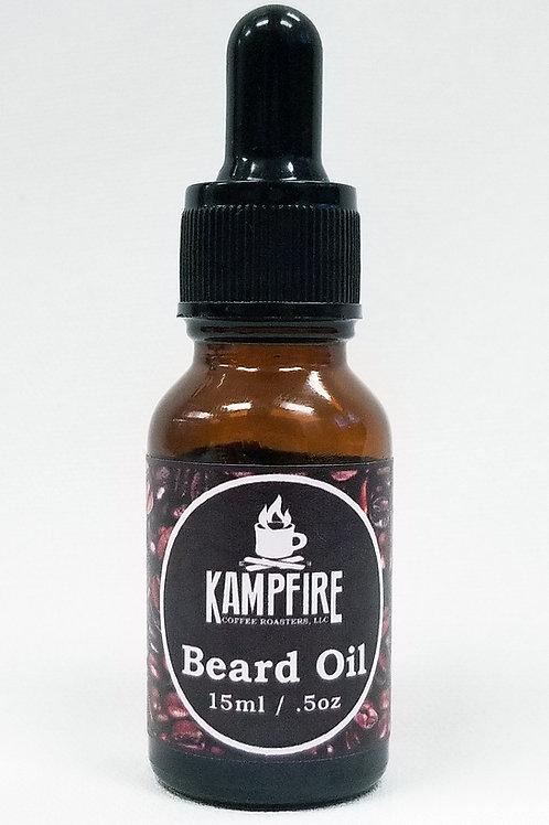 KAMPFIRE Beard Oil