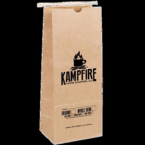 KAMPFIRE Brazilian - Direct Trade - Medium/Dark Roast