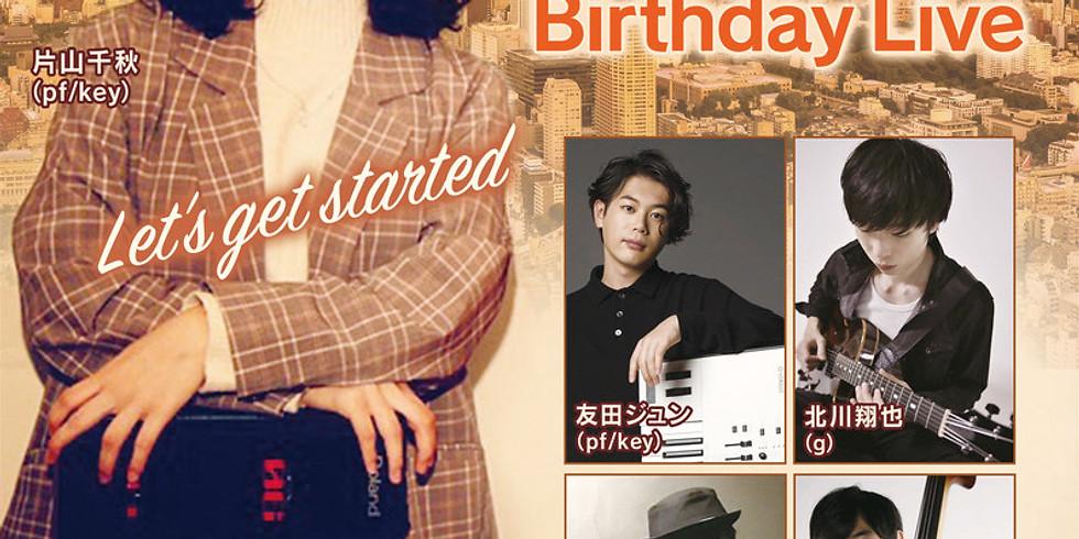 片山千秋 20th Birthday Live -Let's get started-