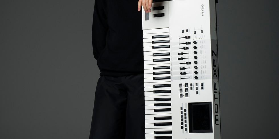 友田ジュンSolo Piano LIVE