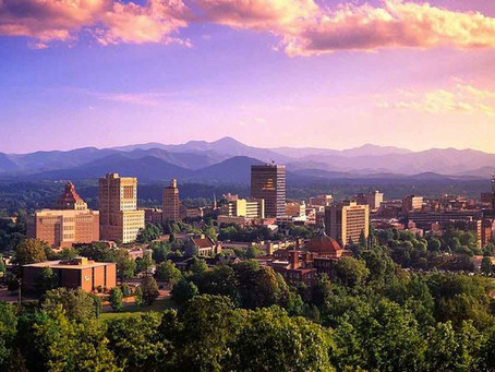 Moving to Asheville - 10 Things I Love about Living Here
