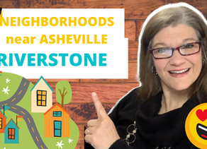 Neighborhoods Near Asheville - Riverstone